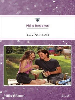 cover image of Loving Leah